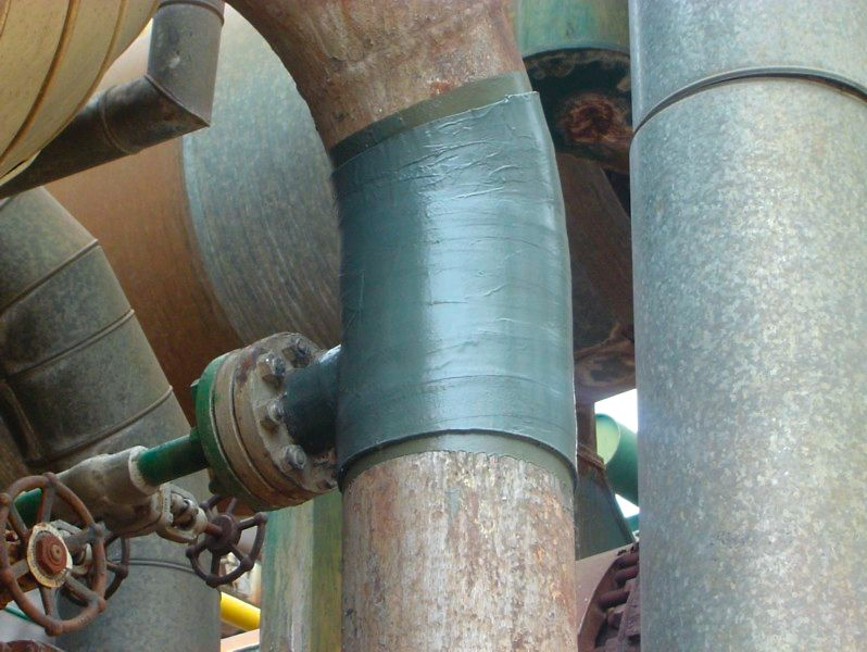 Products from Henkel can increase pipe-lifetime by up to 20 years.