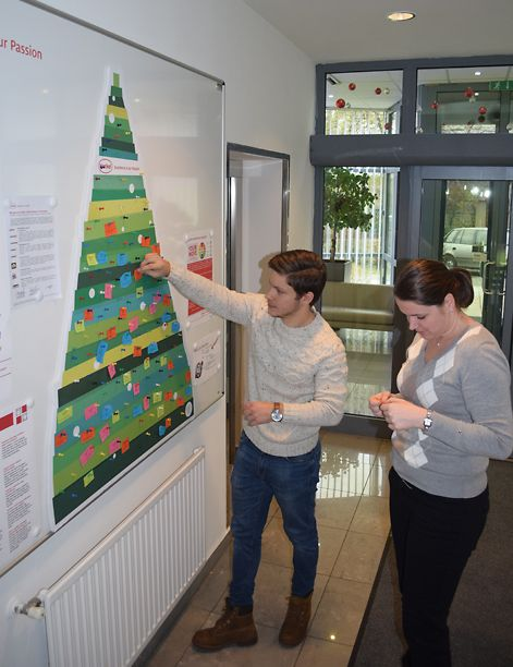 Henkel S Charitable Campaigns For Christmas