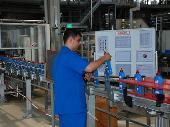 Ankara, Çamaşır ve Ev Bakım Ürünleri Fabrikası