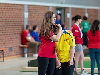 Freude und Frust liegen bei den Special Olympics ganz nah bei einander