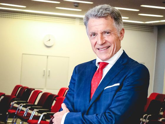 Dr. Manfred F. Berger, NEUSICHT Think Tank