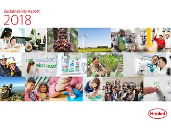 Cover Sustainability Report 2018