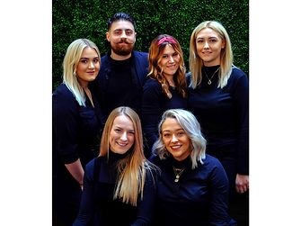 The 2019 Schwarzkopf Professional Young Artistic Team