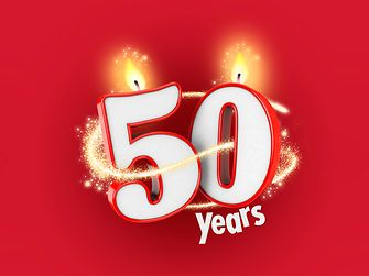 Pritt is celebrating its 50th anniversary
