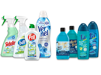 Earlier this year, Henkel launched Beauty Care and Laundry & Home Care products with packaging made of 100 percent recycled plastic – thereof up to 50 percent Social Plastic®.